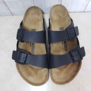 Birkenstock Arizona Double Strap Sandals Black